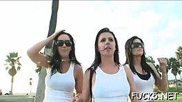 zadarmo mobilný Gang Bang porno Čierna Lesbické, aby sa